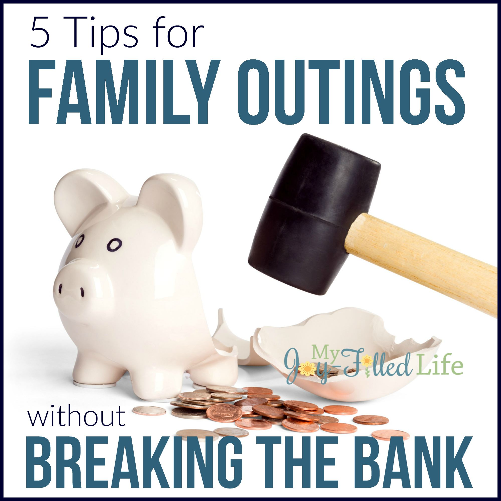 5 Tips for Family Outings Without Breaking the Bank